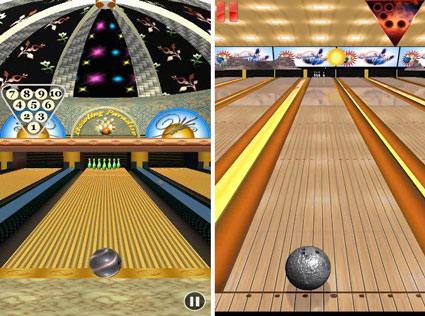 Bowling 2 für Android Smartphones & Tablets