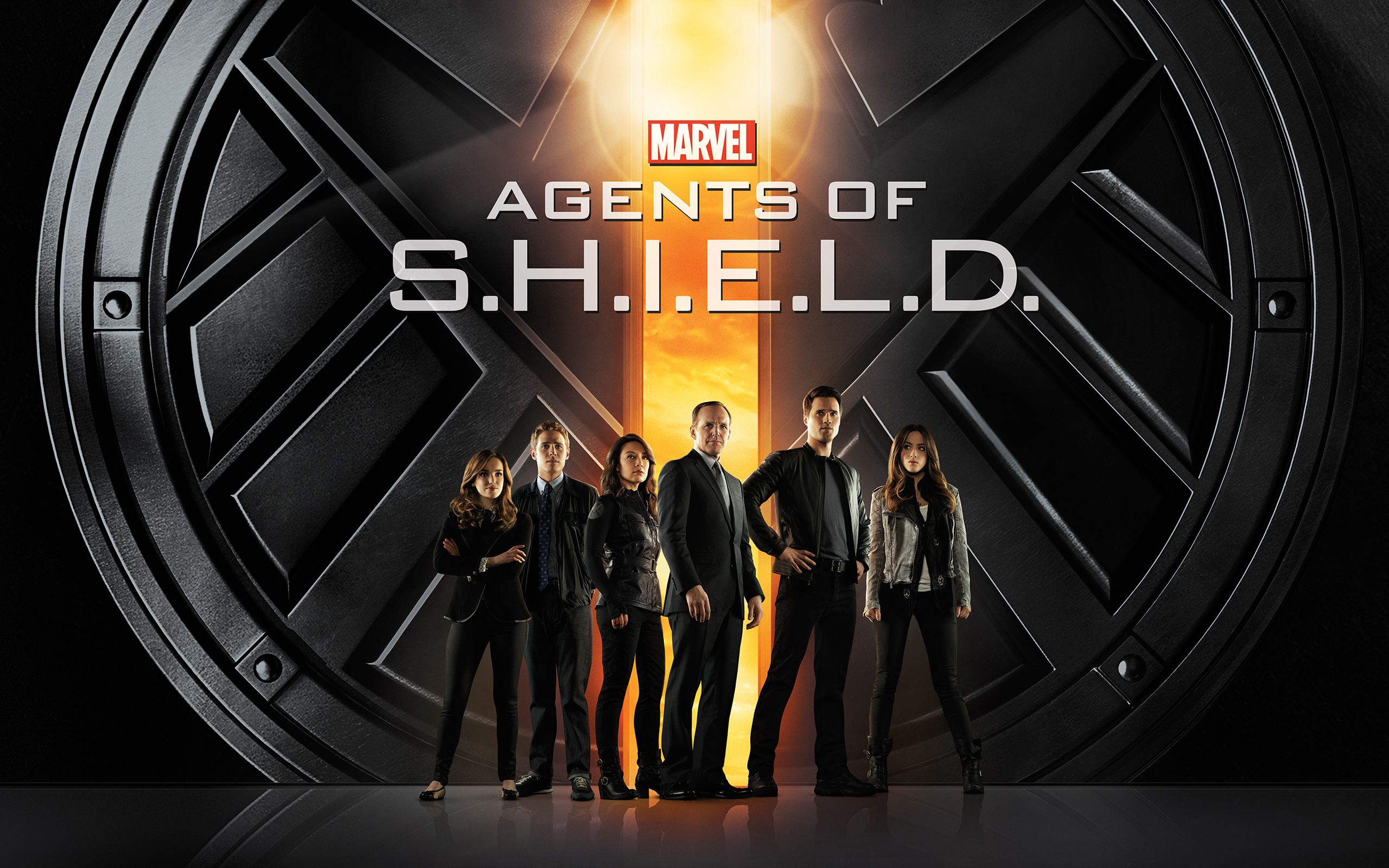 Agents of Shield A1 videothek