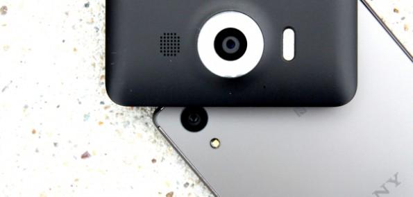 Vergleich Kamera Lumia 950 Xperia Z5 Test