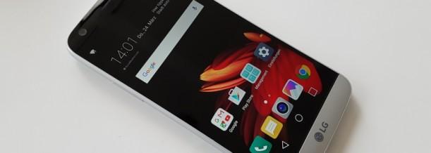 LG G5 Verfügbarkeit Test