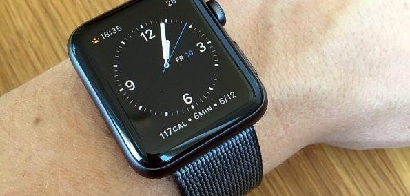 Apple Watch Series 2 Test