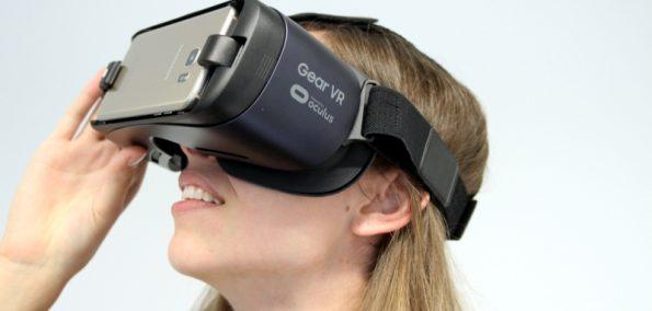 Samsung Gear VR 2 Haptik