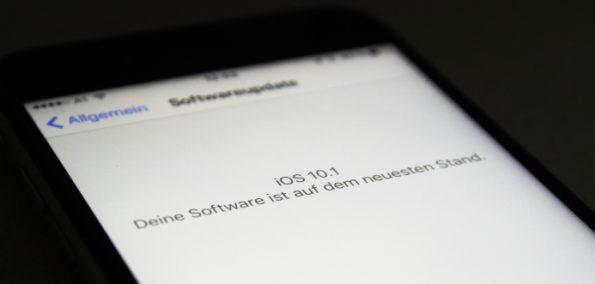 iOS 10.1. Vorschau