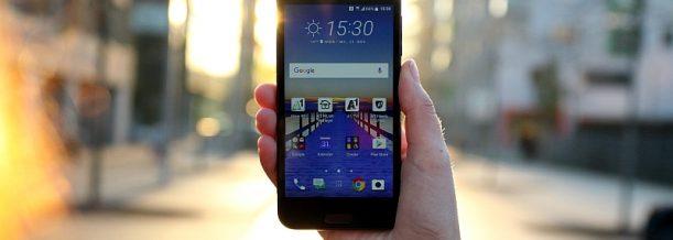 HTC One A9s Test Design iPhone