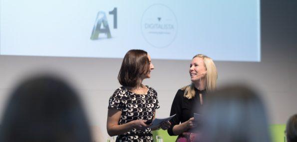 Frauennetzwerkevent bei A1