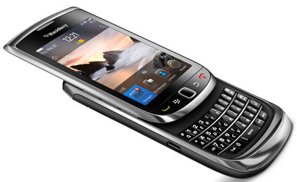 Foto © RIM - BlackBerry Torch 9800 - die Business-, Multimedia- und Messaging-Maschine