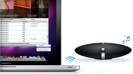 AirPlay von Apple - Foto (C) Apple