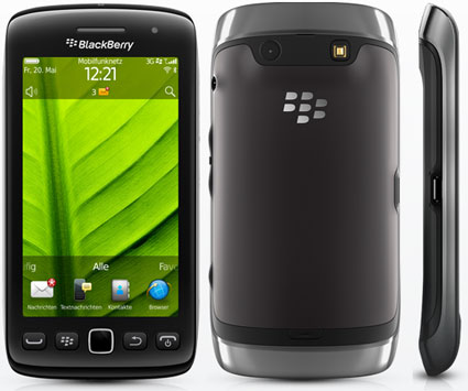 BlackBerry Torch 9860 Smartphone - Foto (C) RIM