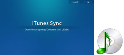 iTunes Sync für BlackBerry