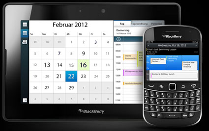 BlackBerry PlayBook OS 2.0 - (C) RIM