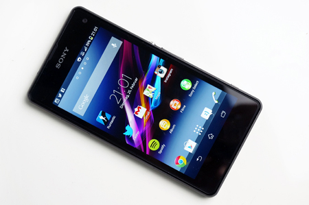 Sony XperiaZ1 Compact