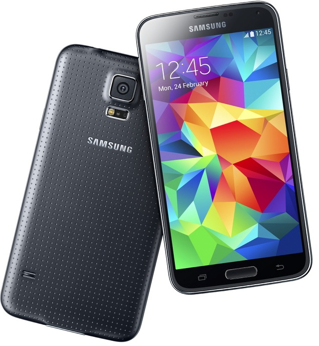 Samsung Galaxy S5 Android KitKat Smartphone - Foto © Samsung