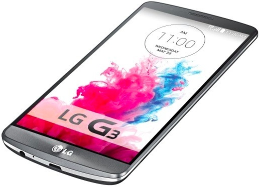 LG G3 Android-Smartphone | Foto © LG / A1