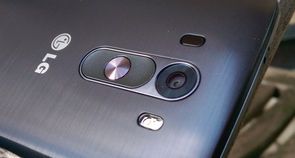 LG G3 Android-Smartphone   Foto © A1