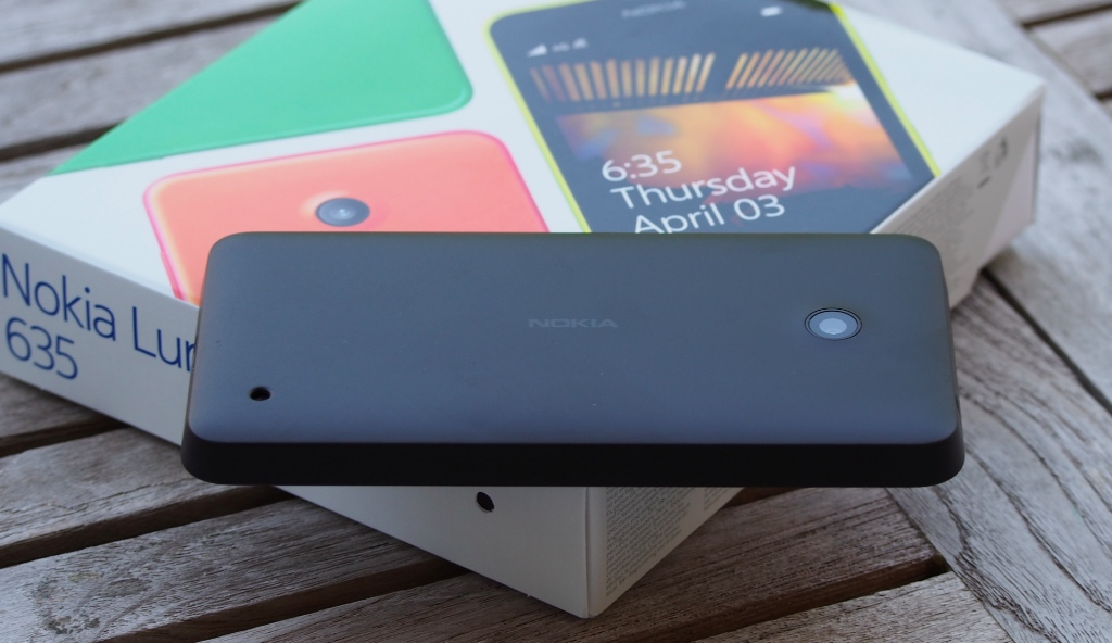 Nokia Lumia 635 Windows Phone - Foto © A1 Blog