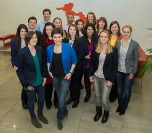 A1 Graduates mit internationalem Background