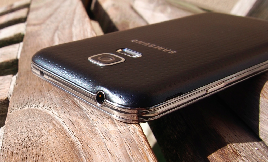 Samsung Galaxy S5 mini Android-Smartphone - Foto © A1 Blog