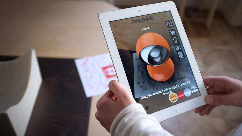 Artemide_Augmented_Reality_App