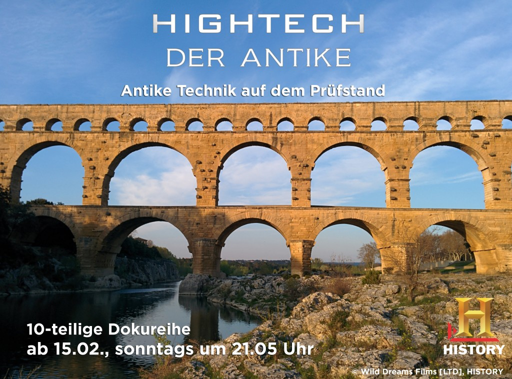 Hightech der Antike Staffel1 EP Schwertransporte