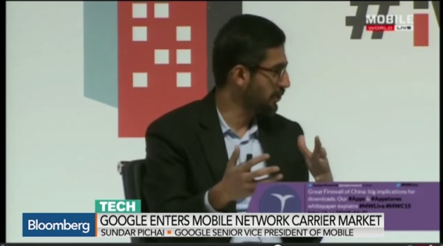 Google Mobile Network
