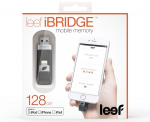 iBridge packaging