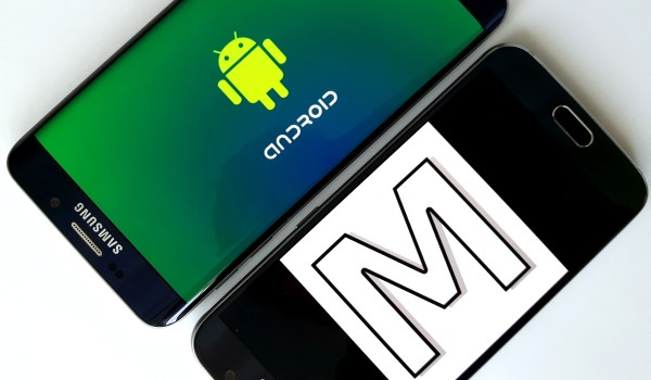 Android M Handy