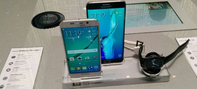 IFA 2015 Berlin samsung galaxy edge plus