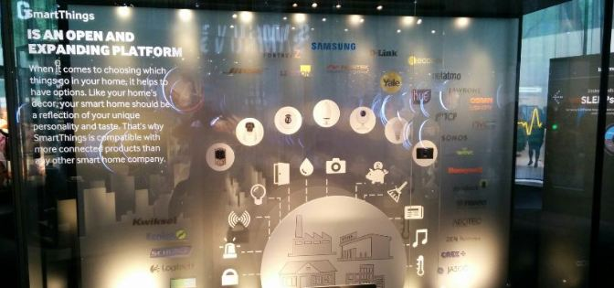 IFA 2015 Berlin smart homes
