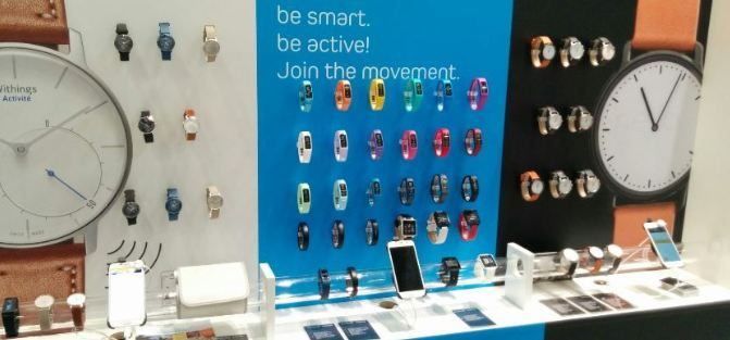 IFA 2015 Berlin smartwatches