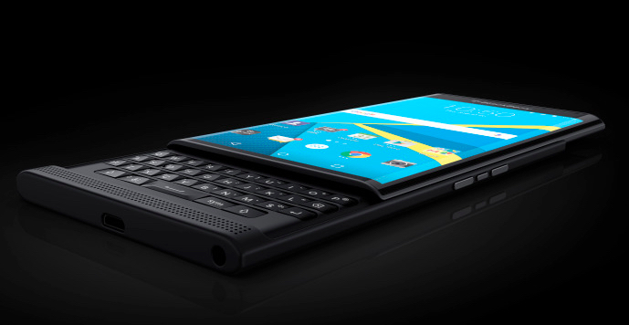 BlackBerry Priv Android-Smartphone - Foto © Backberry