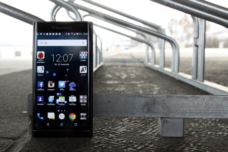 BlackBerry Priv Vergleich iPhone