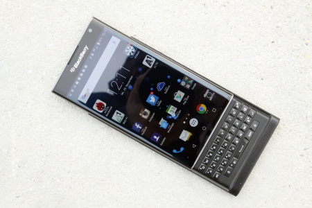 BlackBerry Priv Tastatur