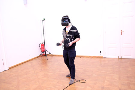 HTC Vive World Tour Wien
