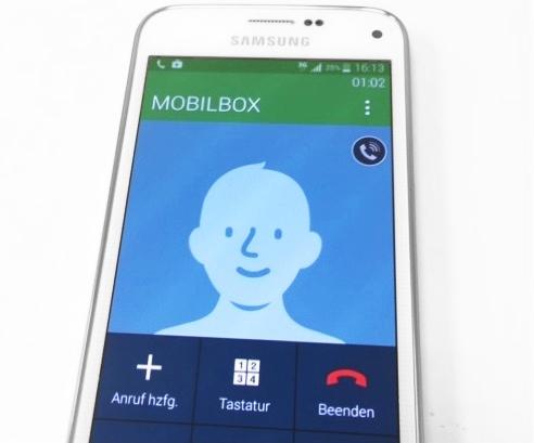 A1 Mobilbox anrufen
