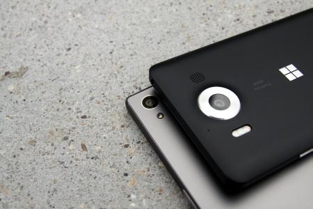 Vergleich Kamera Sony Xperia Z5 Lumia 950