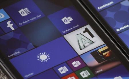 Lumia 550 Bildschirm Auflösung Farben
