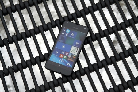 Microsoft Lumia 550 Test Bewertung