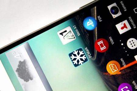 Sony Xperia Z5 Premium Display Auflösung