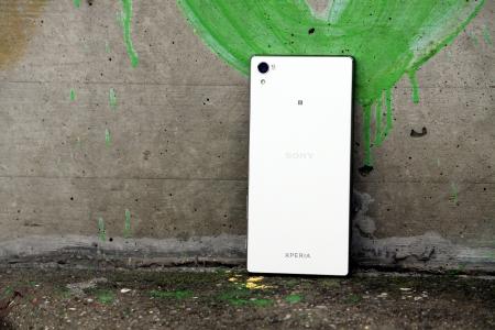 Sony Xperia Z5 Kamera und Blitz