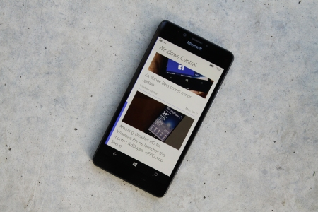 Windows 10 Mobile App Tipps Fedora Reader