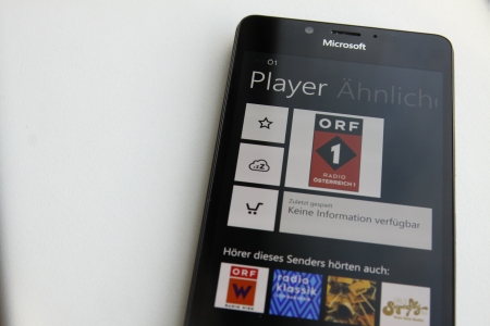 Windows 10 Mobile Top Apps Radio.de