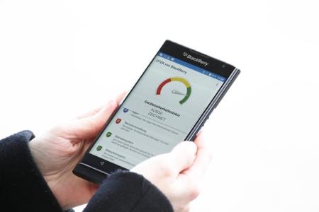 BlackBerry Priv Tipps Sicherheit