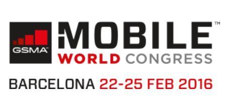 Mobile World Congress Februar 2016 Barcelona