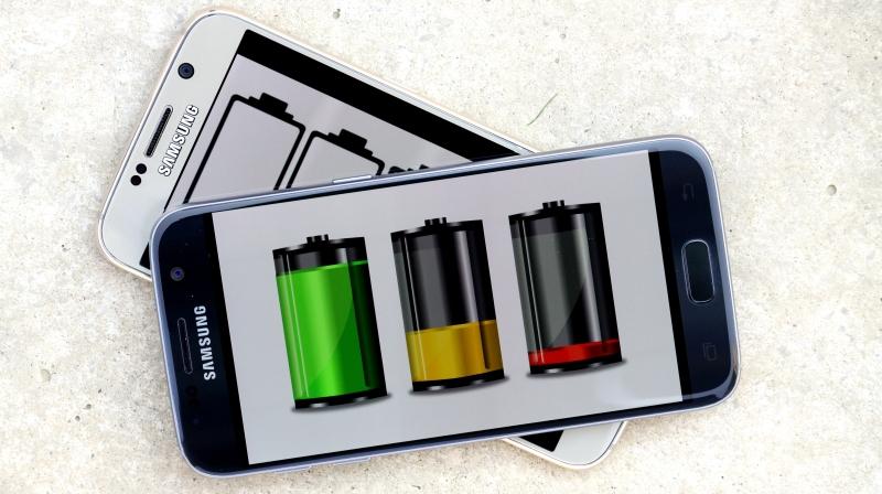 Galaxy S6 und S7 im Vergleich Akku Kapazität
