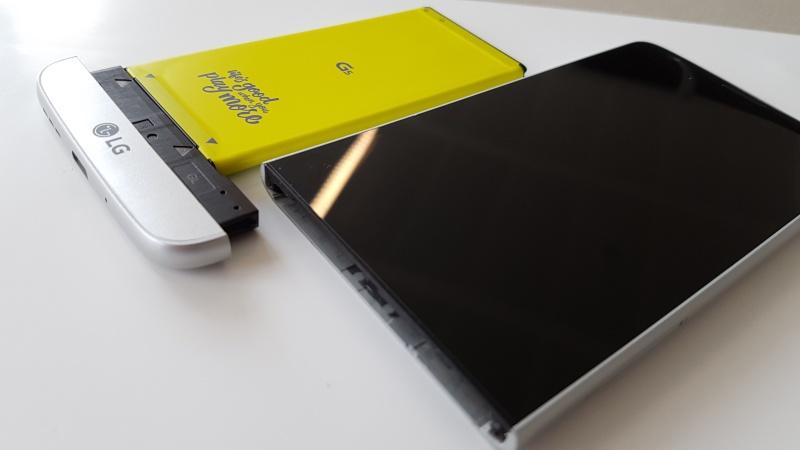 LG G5 Modulares Dseign