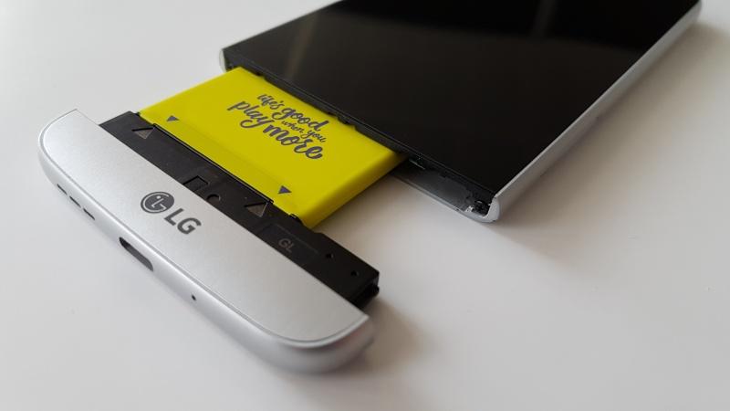 LG G5 modulares Design Test
