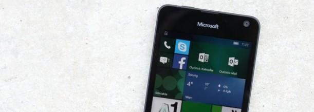 Das neueste Lumia - Eleganz und tolle Features vereint