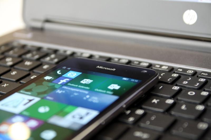 Lumia 650 Test Aussehen Business