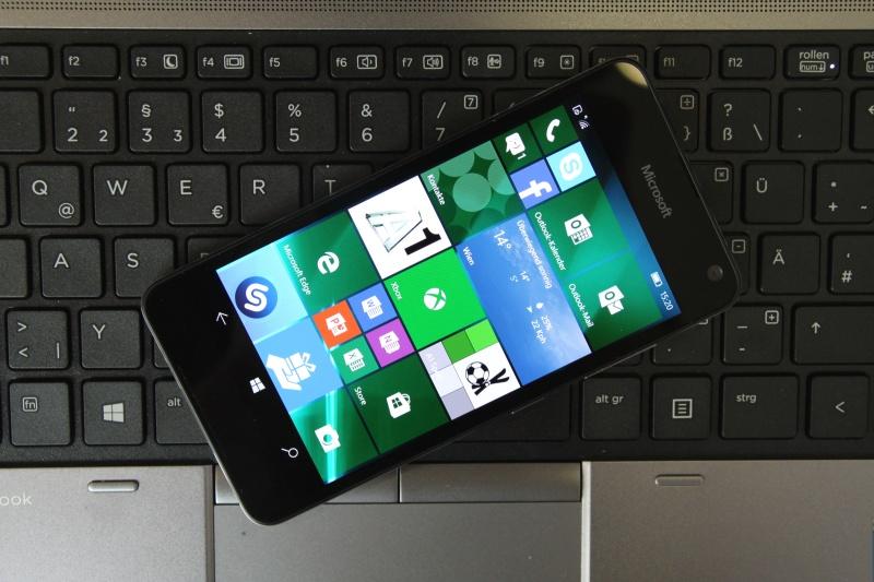Lumia 650 Test Fazit