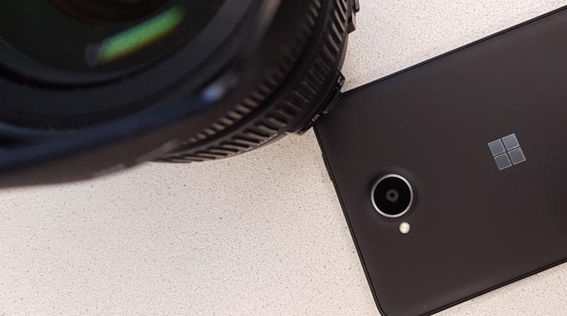 Lumia 650 Kamera Test